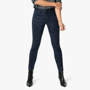 NWT Joe's Jeans The Charlie High Rise Skinny Ankle